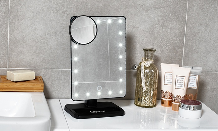 Mural Salle de Bain Miroir Cosmétique Rasage Miroir Grossissant Maquillage IKEA